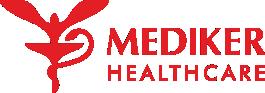 Логотип Медикер